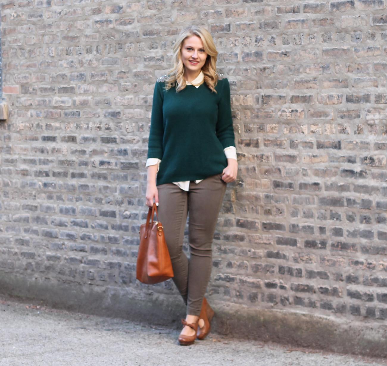 e231f6d0352 oasis emerald green sweater
