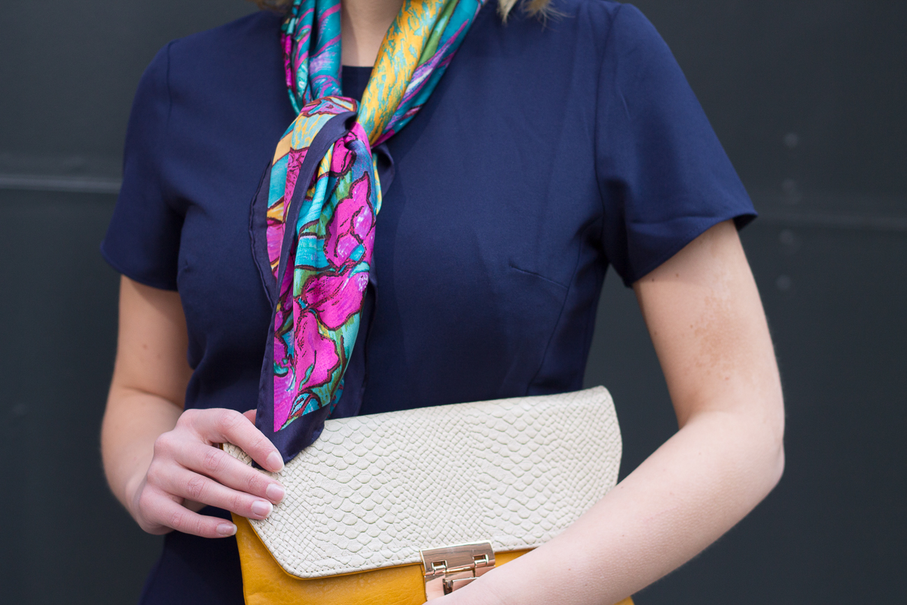 French Spring Scarf