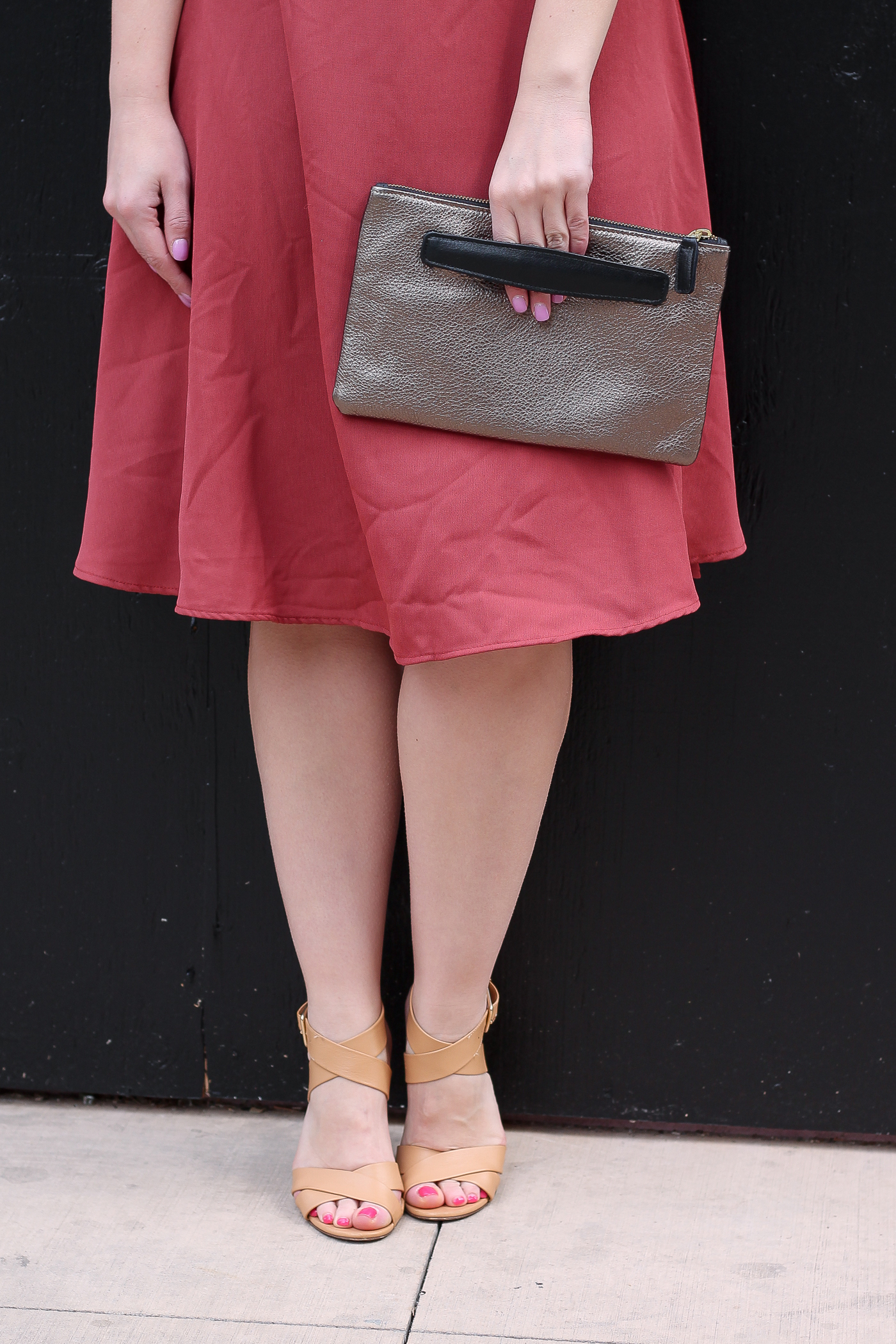 Holly & Tanger Clutch