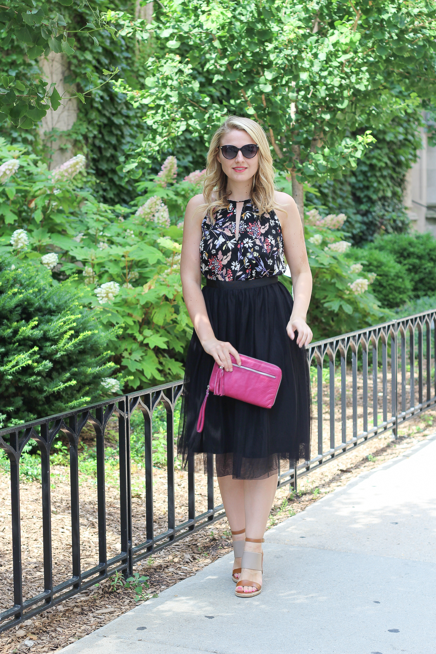 H&M Tulle Skirt for the Summer