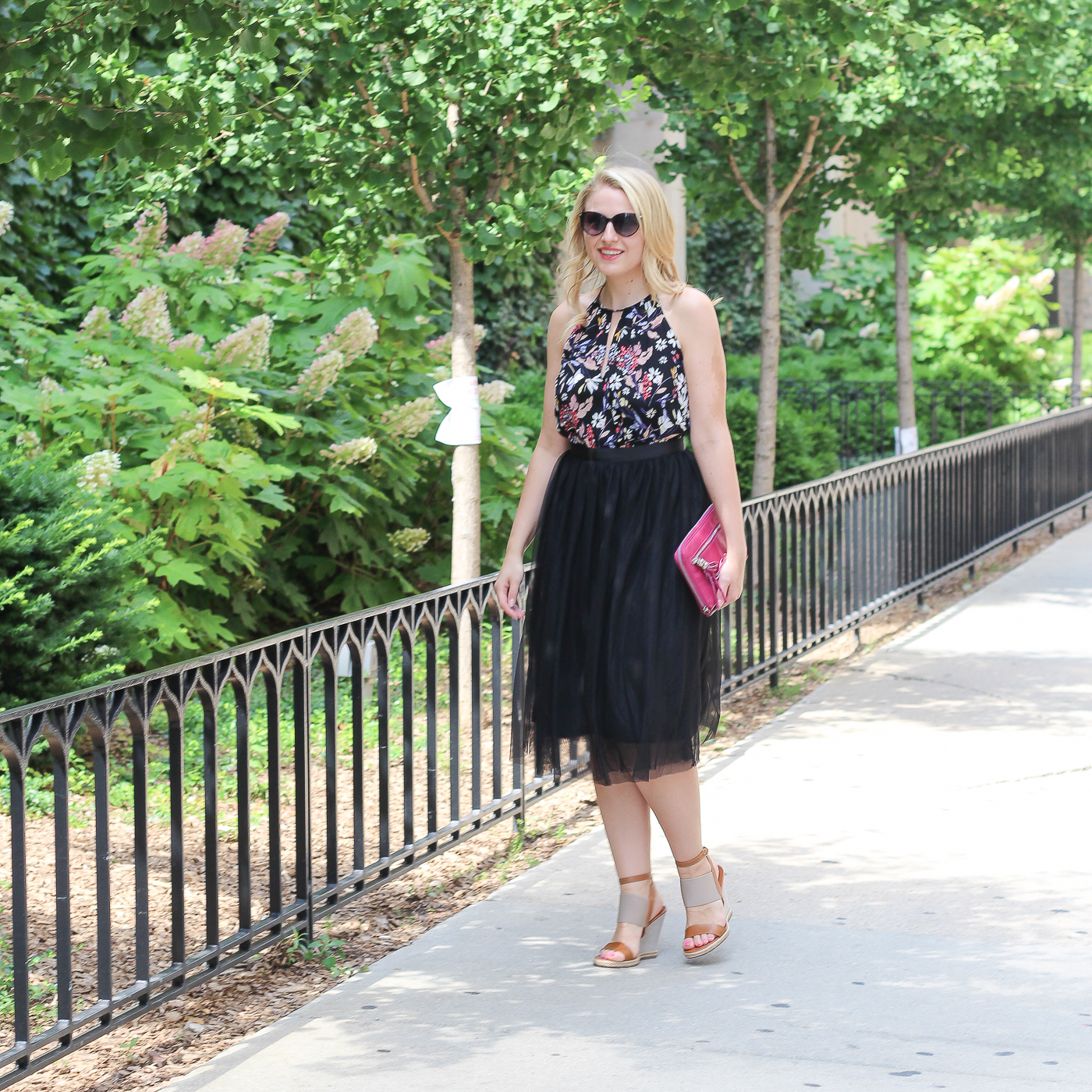 A tulle skirt for under $50 from H&M