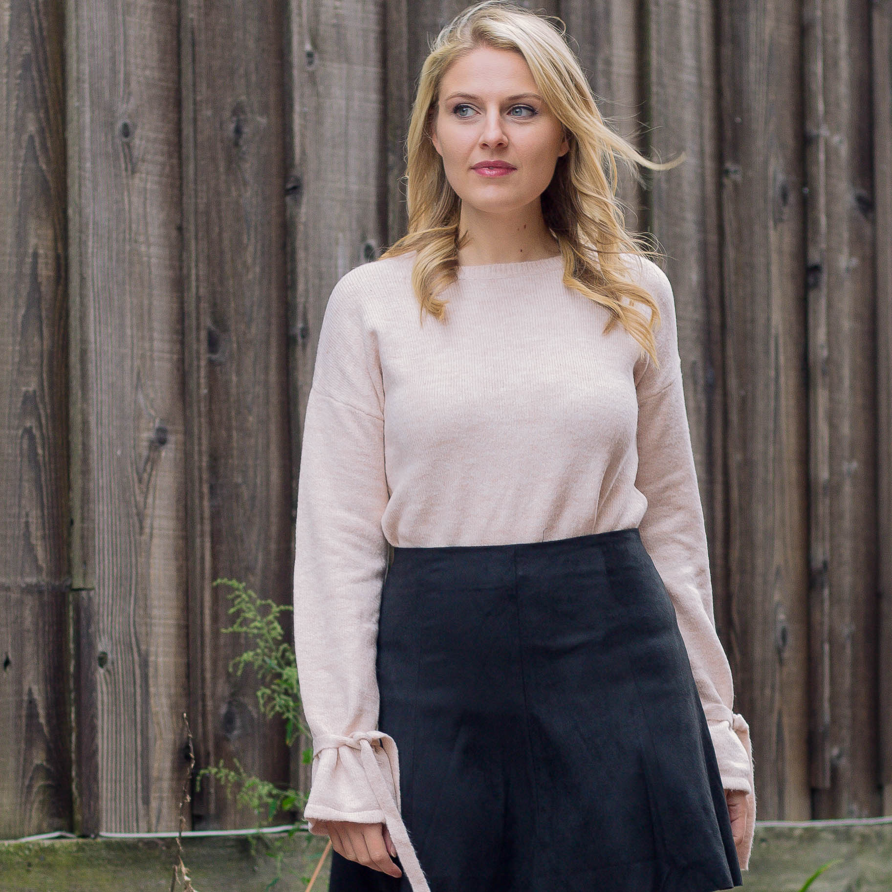A under $100 tied sweater from ASOS