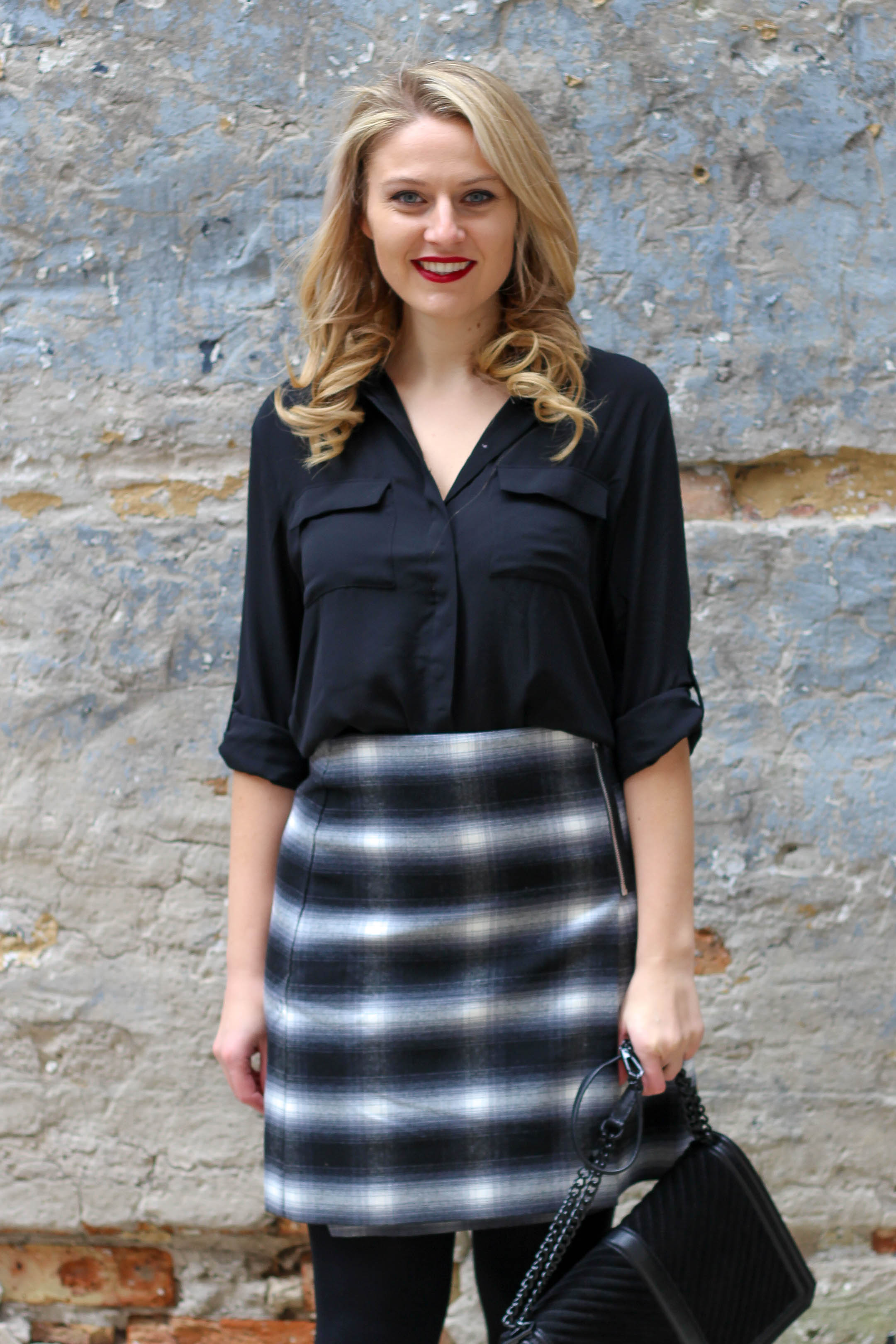 Why you should wear plaid this month