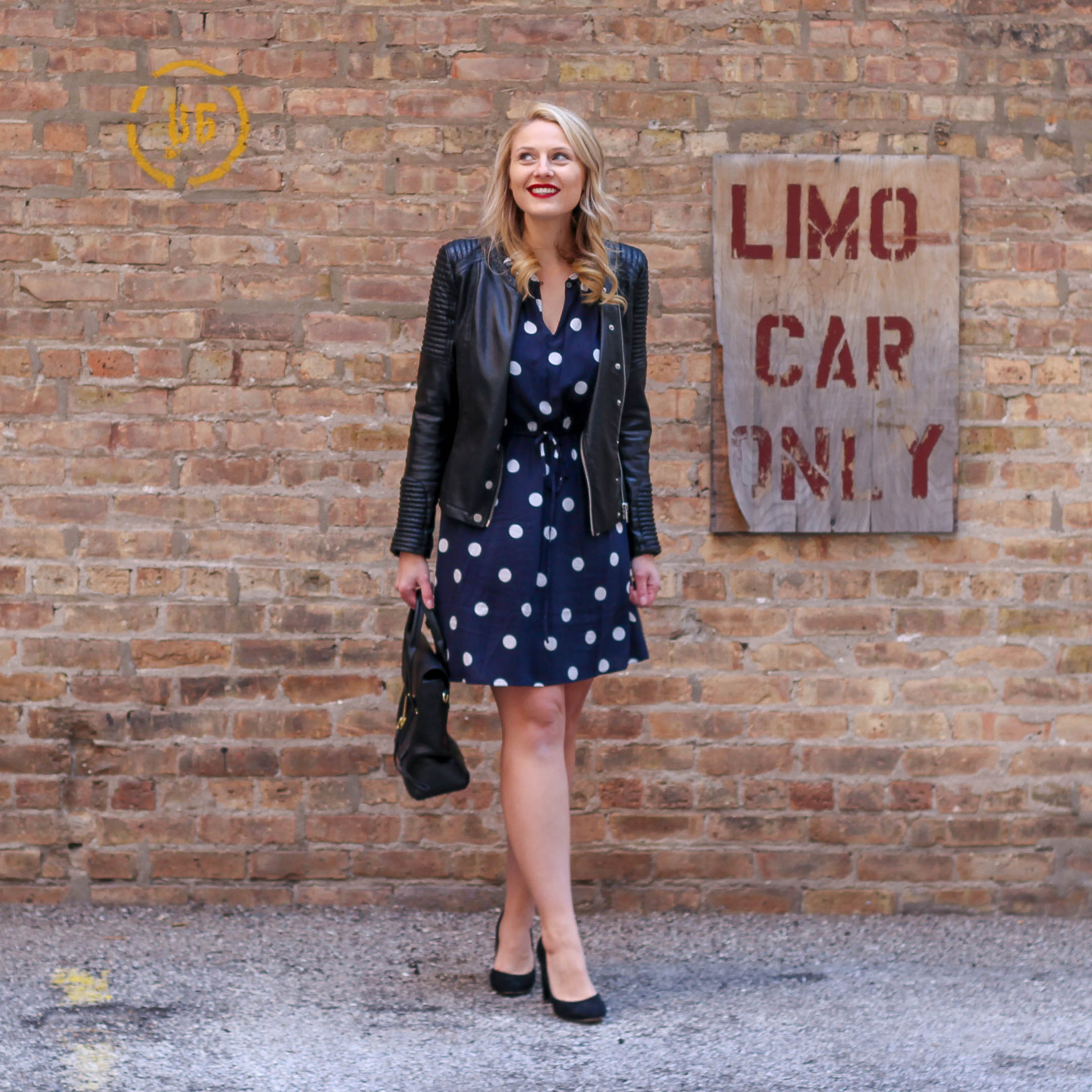 Why the polka dots trend is a spring must have
