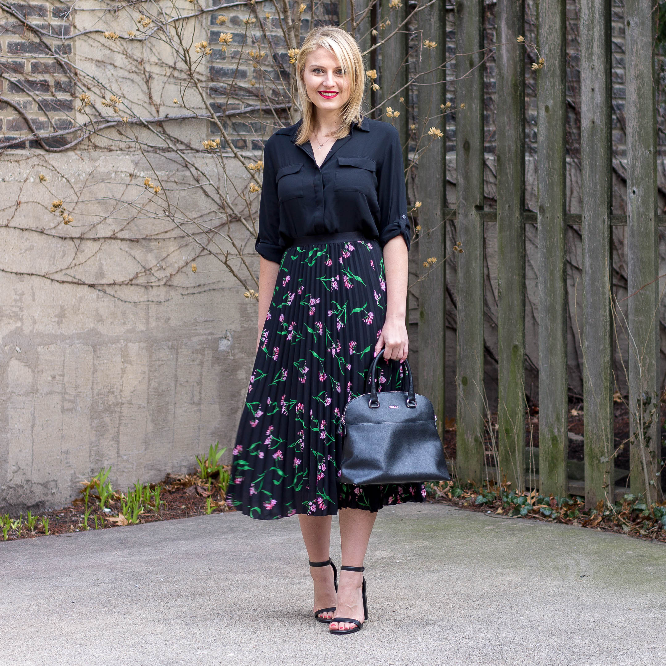 Spring Midi Skirts to Shop